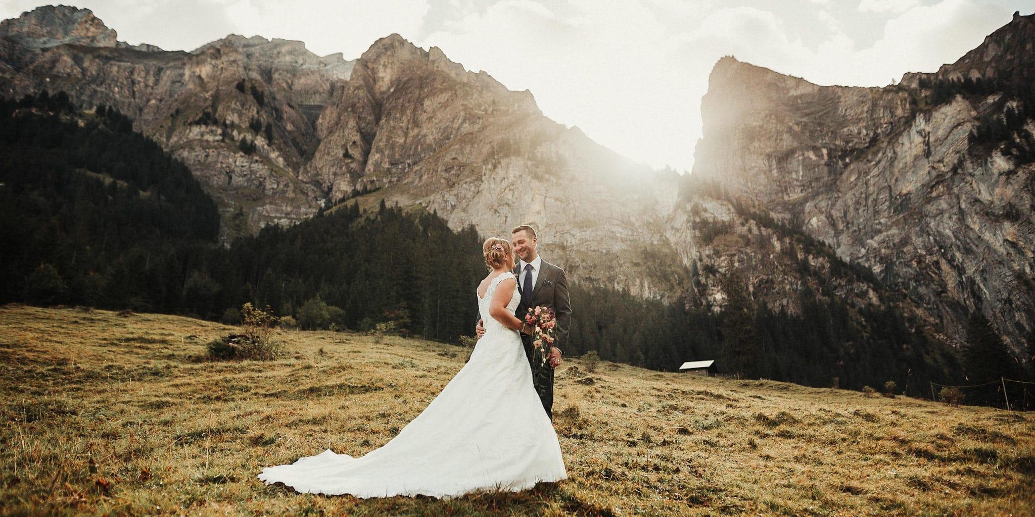 Hochzeitsfotograf Adelboden