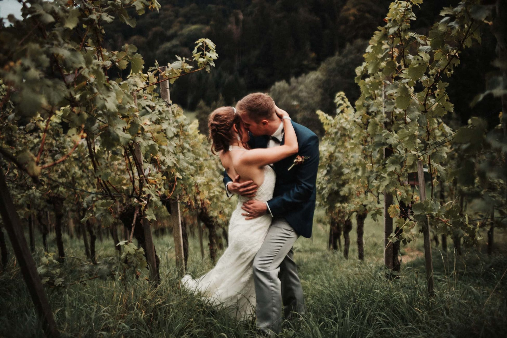 Tobias Weingut - Hochzeitsfotograf Chris Züger