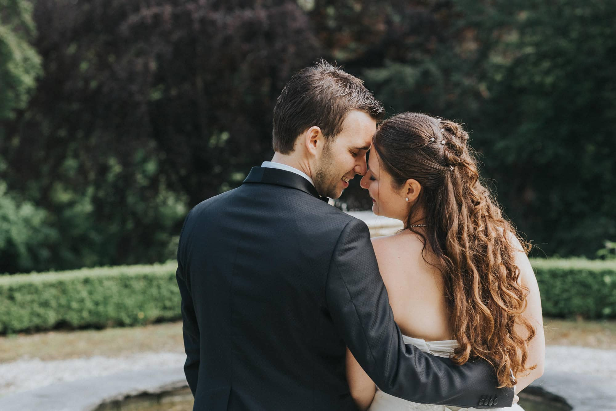 Hochzeit Waldhaus Flims