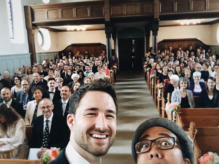 Hochzeit Kilchberg